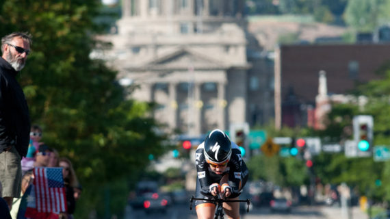 Evelyn Stevens Takes 2012 Exergy Tour in Boise; Event Draws Top Women from Around the World