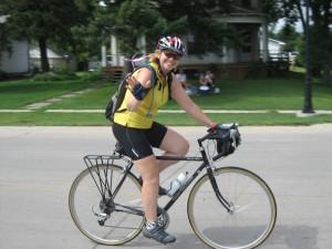 Bicycle Adventure Rider