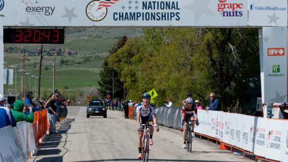 Cortlan Brown Wins Collegiate National Road Race