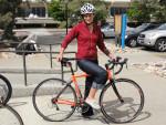 Bicycle Coordinator Intern for the University of Utah.