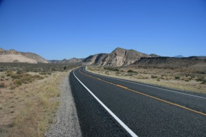 Highway 18 was rumblestripped by UDOT