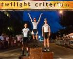 Women's Podium 2012 Boise Twilight Criterium
