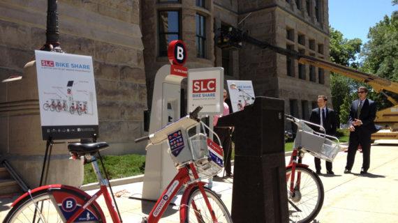 Bikeshare Coming to Salt Lake City in 2013