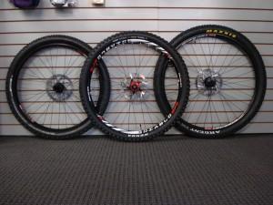 Moutain bike wheel size
