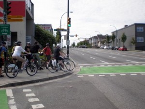 bike green way