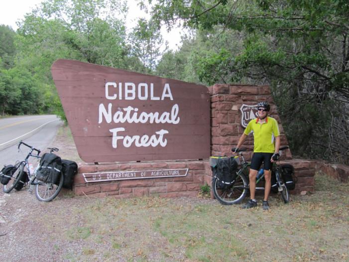 Why Bike Tour? – A One Way Tour Through Northern New Mexico to Four Corners Folk Festival