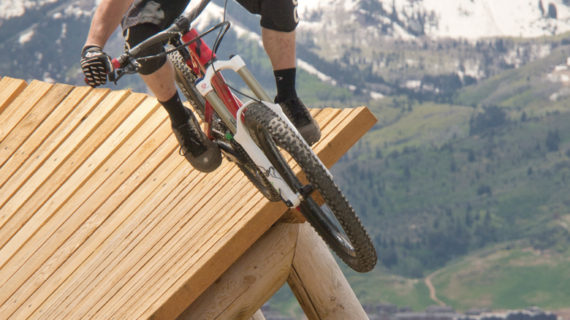 Trailside Park Bike Park Opens in Park City