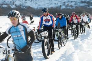 2013 Frozen Hog Mountain Bike Race in Alpine, Utah. Photo by Jim Jackson