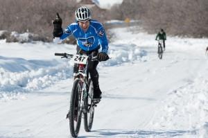 Ryan Blaney At 2013 Frozen Hog