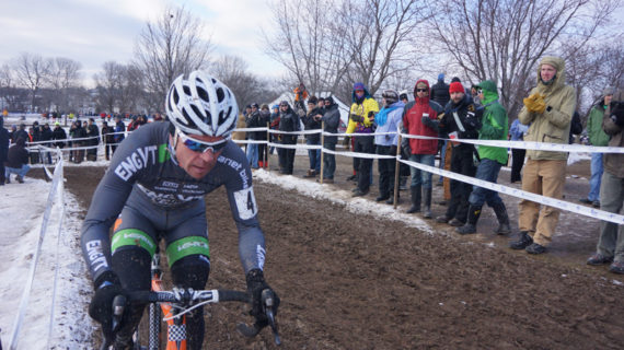 Utah Residents Page and Clouse Take National Cyclocross Titles