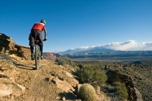 Santa Clara Mountain Bike Trail