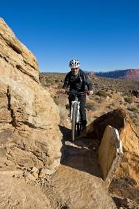 Santa Clara Mountain Biking Trail