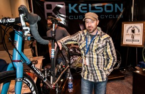 Brian Williams of Kelson Cycles