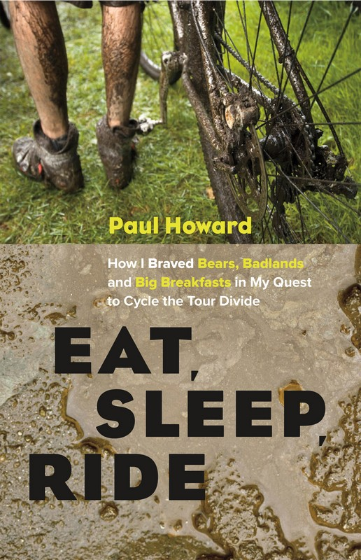 Book Review: Epic, Epicurean Ride: A British Bloke Bikes and Breakfasts Across the Great Divide