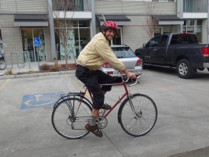 Sustainable lifestyle bicycling