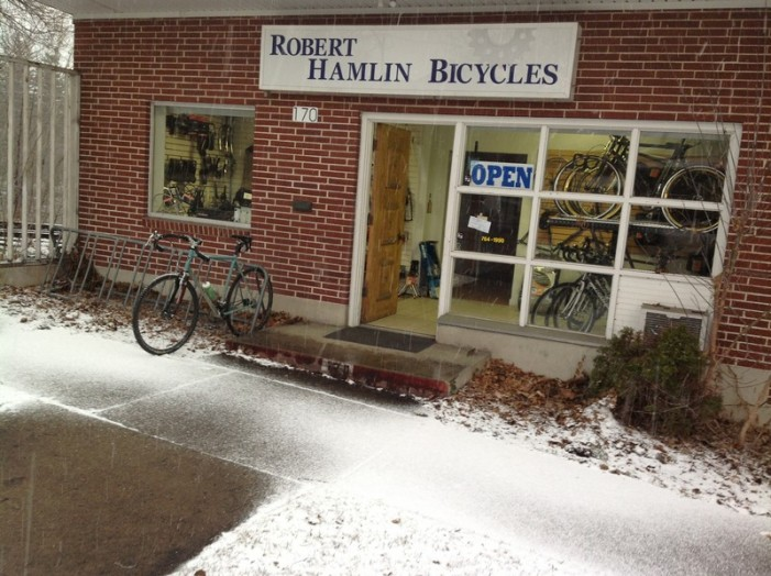 Robert Hamlin Bicycles Aims to Keep It Simple