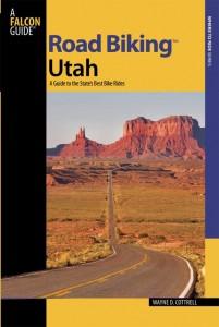 Cover:Road Biking Utah