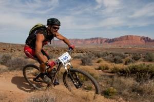 Single-speed Mountain Biker Kenny Jones