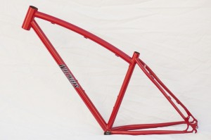 Waltworks bicycle frame