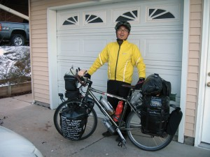 Japanese Bicycle touring in Salt Lake City Utah