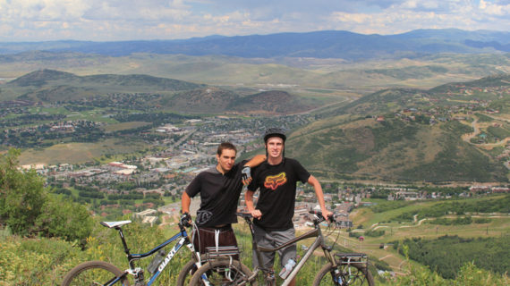 Three Park City Bike Trails