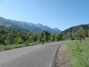 Bicycle Mt Nebo Utah