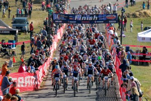 Utah High School Cycling League Mountain Bike race Soldier Hollow