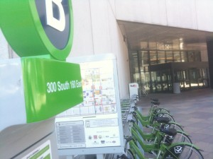 Greenbike bike share in Salt Lake City has been wildly successful in its first year.