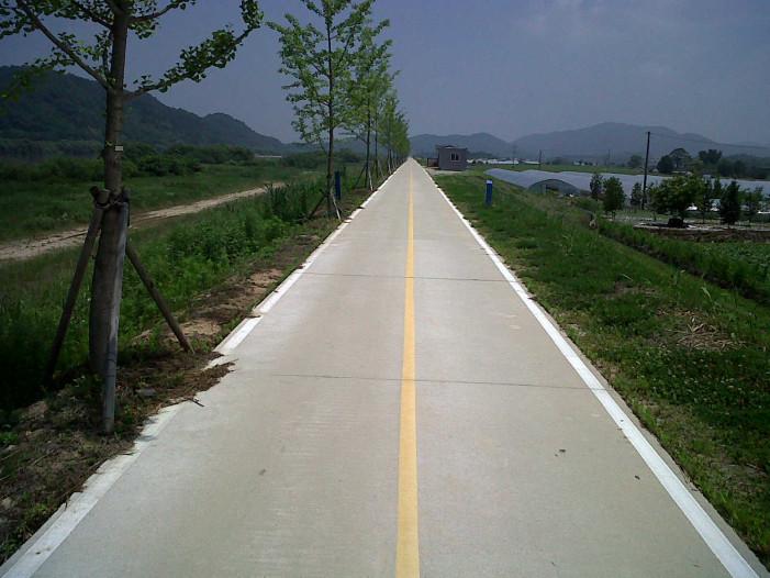 A Bicycle Tour Through Korea