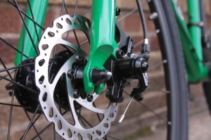 Disc brakes are coming soon to road bike near you.