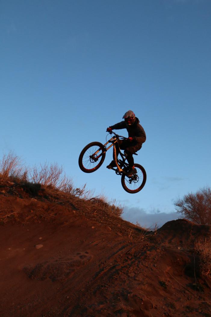 I Street Jumps  Salt Lake City Utah Photo Gallery March 7, 2014