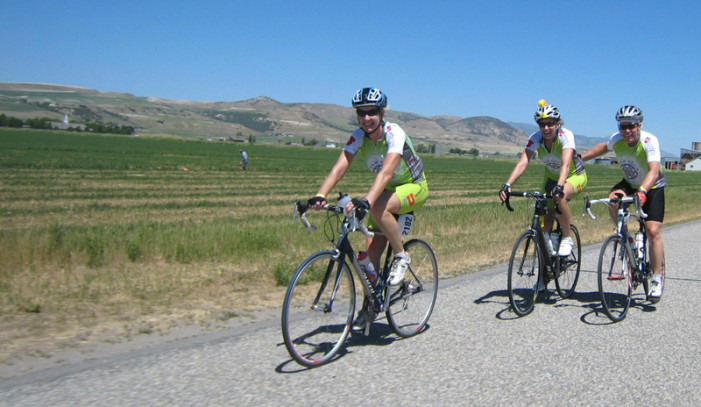 Team Brain Rides For MS