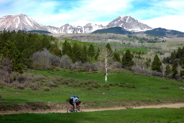 A Mountain Bike Adventure in the La Sals