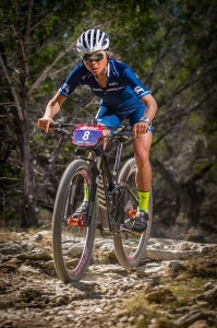 Salt Lake City's Evelyn Dong will co-lead the new Backcountry Bike Team. Photo: Dave McElwaine