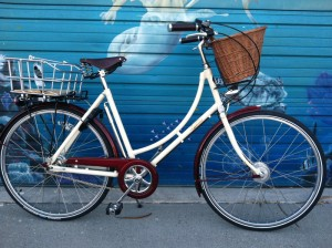 Pashley Princess Sovereign requires very little maintenance