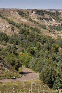 The Badlands of Theodore Roosevelt National Park offer some