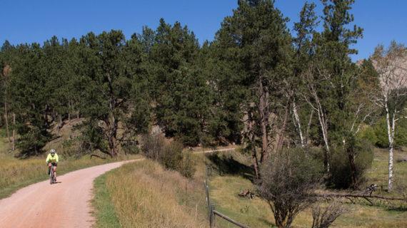 Bicycling the Black Hills of South Dakota