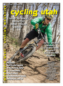 Cover Photo: Tyler Cloward ripping it up in Corner Canyon on his all-carbon Fezzari Timp Peak 27.5 in early April, 2014. Photo: Photo-John. See more at  photo-john.net