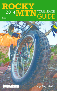 There are many different options when it comes to touring. With the advent of fat bikes, there are now even more ways to get out there. With the ability to easily travel through sand and snow, those wide tires open up a whole new world to those willing to work for their adventures. Photo by Steve Fassbinder, aka Dr. Doom Second Cover