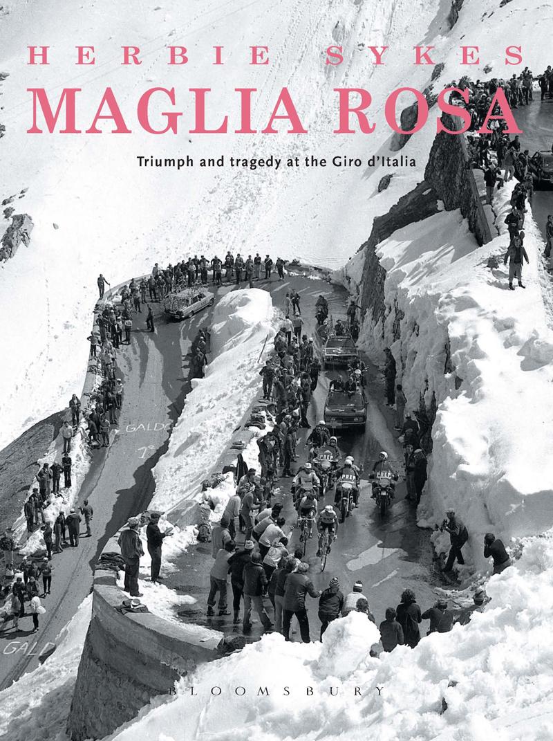 Book cover . - Maglia Rosa