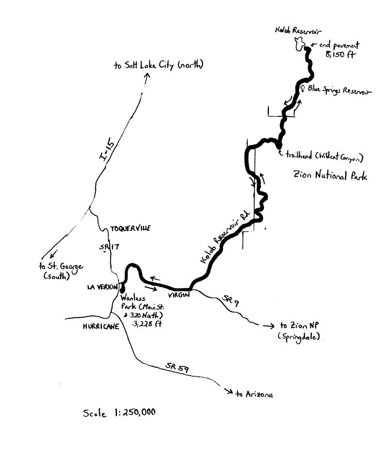 kolob-challenge-road-ride-map
