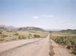 Kolob Reservoir road: good to fair pavement, excellent scenery. Photo: Wayne Cottrell
