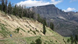 Idaho, somewhere near Yellowstone National Park.