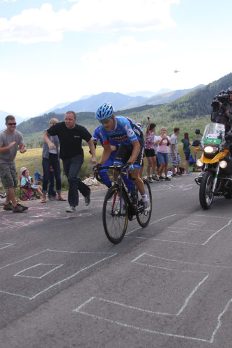 Will Tom Danielson repeat in this year's Tour of Utah? He won the 2013