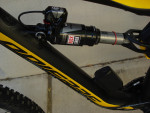Rear Shock and Battery