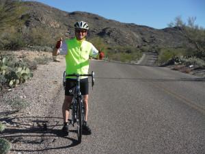 Robert Brigance commutes in Utah County. Photo courtesy Robert Brigance.