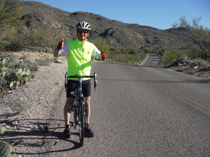 Robert Brigance: Transitioning from Bike Commuter to Bike Traveler