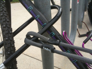 SafeByke's innovative new cable is made in Salt Lake City.