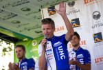 2008 Tour of Utah winner and Utah resident, Jeff Louder of United Healthcare Pro Cycling Team announces his retirement after he completes this year's Tour of Utah. Photo by Cottonsoxphotography.com