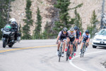 Jens Voight leads the break in stage 5 of the 2014 Tour of Utah